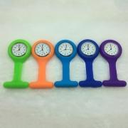 Praktische Stijl Gel Case Kwarts horloge