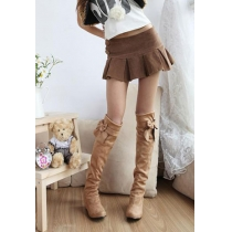 European Style Sweet Bowknot Boot