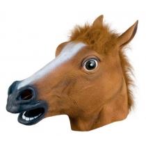 Uitrusting paardenmasker