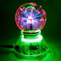 Geactiveerde Plasma Bal Bolle Nachtlamp