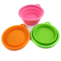 Collapsible Travel Bowl (set of 1)
