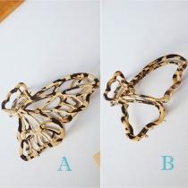 Leuke Haarspeld in Uitgesneden Vlindervorm