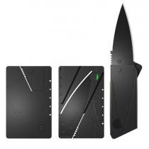 Credit card formaat Knipmes (Black Blade)