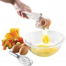 Egg Cracker Handheld York & White Separator