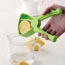 Fruit Citrus Juice Maker Picnic Hand Press Juicer