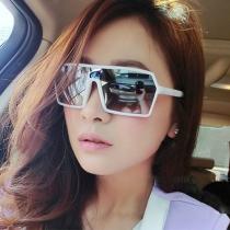 Vintage Square Frame Sunglasses