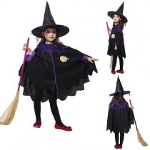 Cosplay Female Shaman Clothing Set Kids Halloween Costume