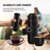 Draagbare Espressomachine Mini Koffiezetapparaat
