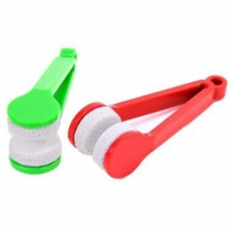 Mini Draagbaar Microfiber Bril Zonnebril Brillen Schoonmaakset