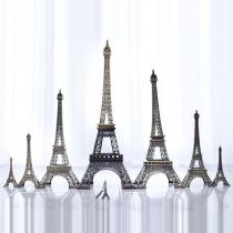 Vintage Eiffeltoren Parijs Decoratie Voor Thuis