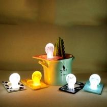 Creatief Energie-besparend Nachtlicht Verlichting Lamp