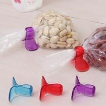 6stuks Voedsel Dichtmaak Voedsel Verpakking Zakjes Klem