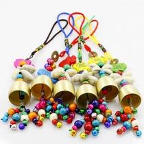 Kleurrijk Copper Klokken Telefoon Riem Handwerk