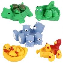 Schattige Dieren Speelgoed Baby Badspeelgoed
