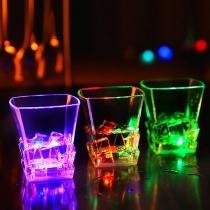 Creatieve LED Lichtsensor Whiskeyglas