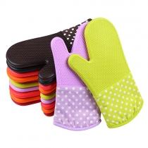 Praktische Silica Gel Hittebestendige Geïsoleerde Handschoen