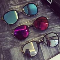 Modern Bij Alles Passend Spiegelglas Zonnebril