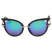 Fashion Cat-eye Shaped Anti-UV Sunglasses