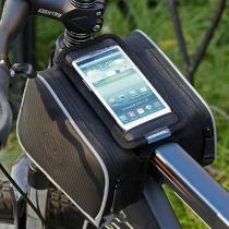 Fietsen Rijden Touchscreen Smartphone Case Zak