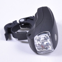 5 LED's Waterbestendig Fiets Voorkant Koplamp