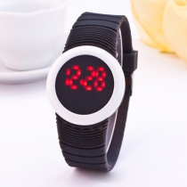 Mode LED Elektrische Horloge