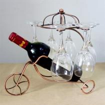 Praktisch Metaal Wijnglashouder Home Decoratie