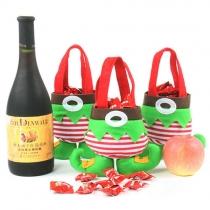 Schattig Elf Candy Buidel Kerstmis Cadeau Zakken