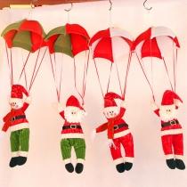 Leuke Stijl Sneeuwman Kerstman Kerstboom Hanger