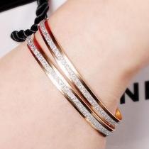 Eenvoudig Set Armbanden van Aluminium 2 Item / Set