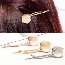 Moderne Lelievormige Haarspeld