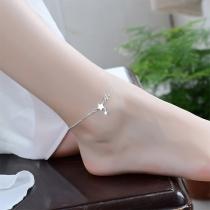 Modern Armband / Enkelband met Sterhanger