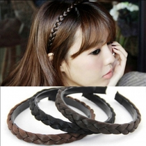 Chic Haarband in Gevlochten Vorm