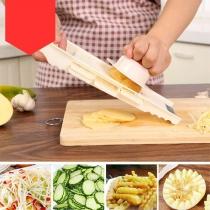 Multifunctionele Keukengereedschapset voor het Raspen en Snijden van Groenten 11-delig / Set