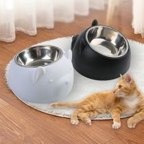 Schattige Voerbak voor Huisdieren  Cartoonvorm