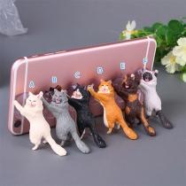 Leuke GSM-houder in Kattenvorm met Zuignap