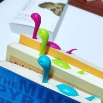 Creatieve 3D-Bladwijzers in de Vorm van het Monster van Loch Ness