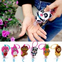 Leuke Handdesinfectiefles voor Onderweg met 3D-Cartoonmotief