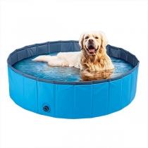Draagbaar Opvouwbaar PVC-Zwembad voor Huisdieren