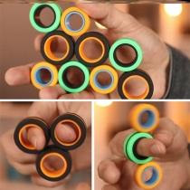 Magnetische Speelgoed Magnetische Ring om Stress te Verlichten
