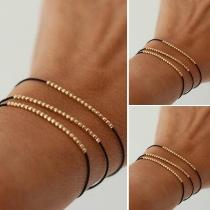 Modern Armbandset met Kralen 3 Stuks/Set