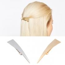 Eenvoudige Driehoekige Haarspeld