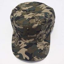 Modern Camouflage Bedrukt Uniseks Baseball Cap