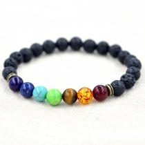 Modern Kleurrijke Kralen Armband