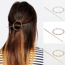 Eenvoudige Geometrische Haarspeld