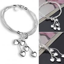 Modern Hart Hanger Armband
