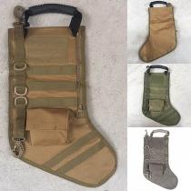 Moderne Handtas met Effen Kleur voor Buitensport