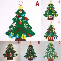 Creatieve DIY Kerstdecoraties in Kerstboomvorm