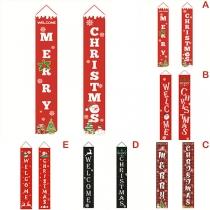 Uitverkoop Kerstdecoratie Banners