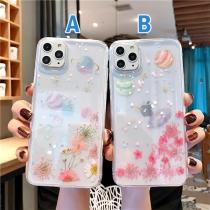 Telefoonhoesje voor iPhone in Frisse Stijl met Bloemenpatroon