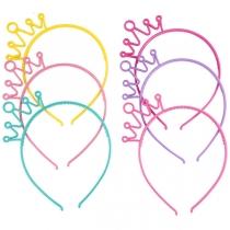 Leuk Haarbandset met Kroontje 3 Stuks/Set